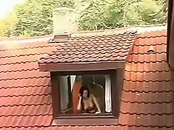Window voyeur 10 amazing tits 7